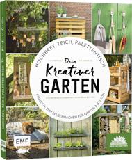 Gartenbuch Hochbeet, Teich, Palettentisch | HIMBEER Magazin