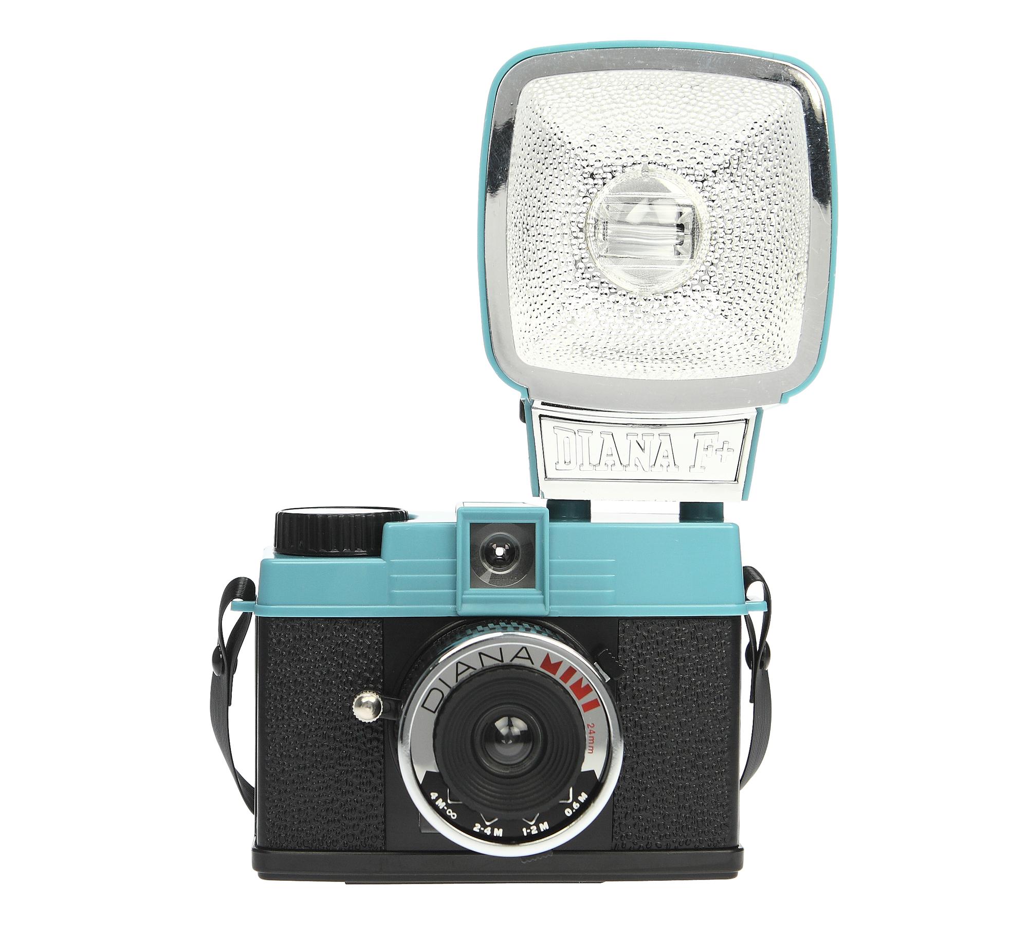 Kamera Diana Mini von Lomographic | HIMBEER Magazin
