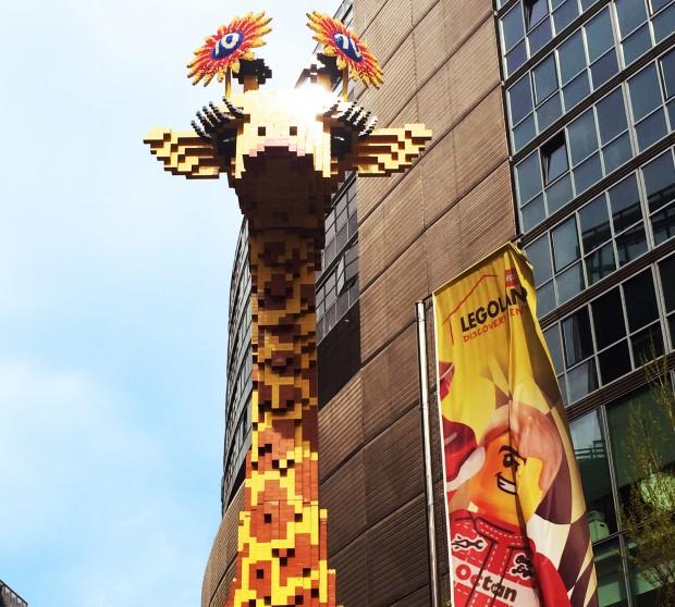 LEGOLAND-Discovery-Centre_10.Geburtstag_Giraffe