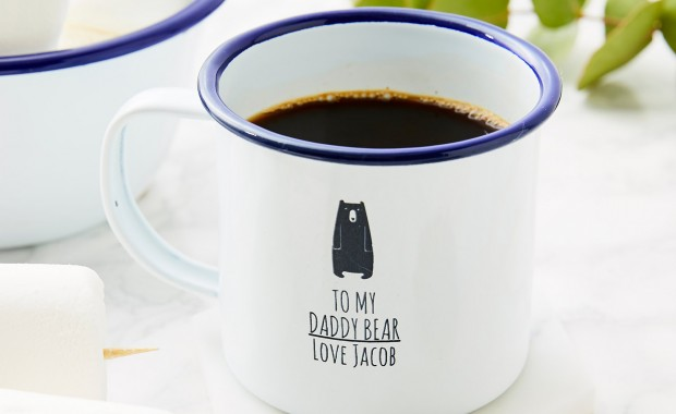 Tasse mit Bären-Motiv   HIMBEER Magazin
