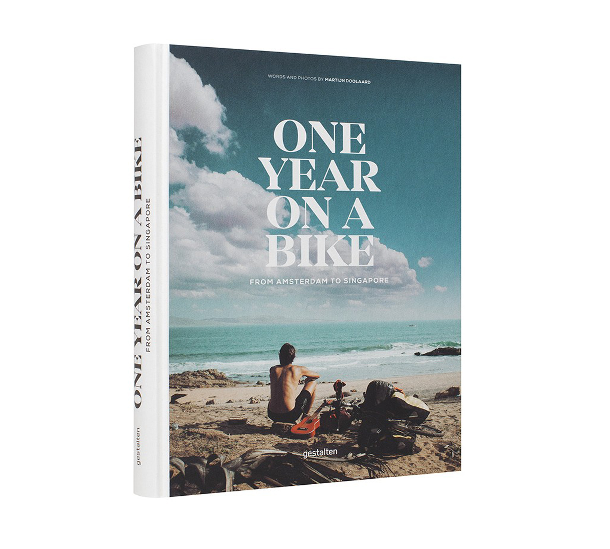Buch One Year On A Bike | HIMBEER Magazin