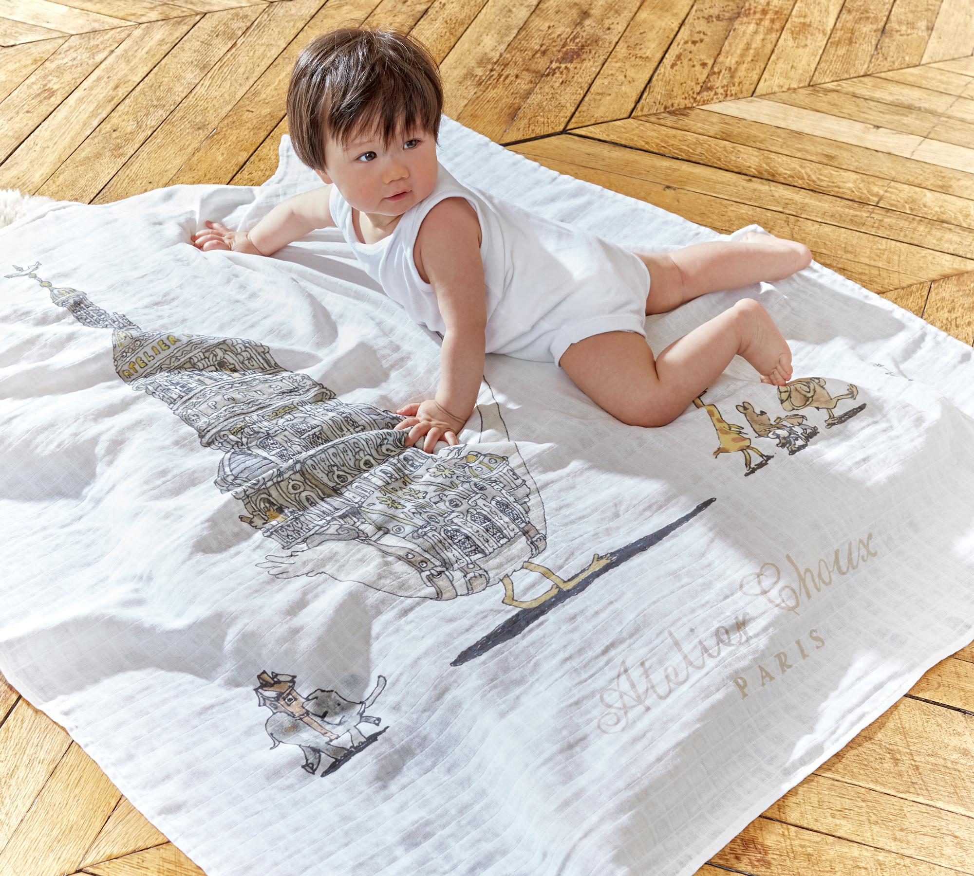 Aufgefallen: Babydecke | HIMBEER Magazin