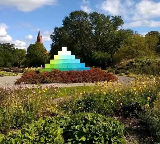 Optische Täuschungen im Optikpark Rathenow | HIMBEER Magazin
