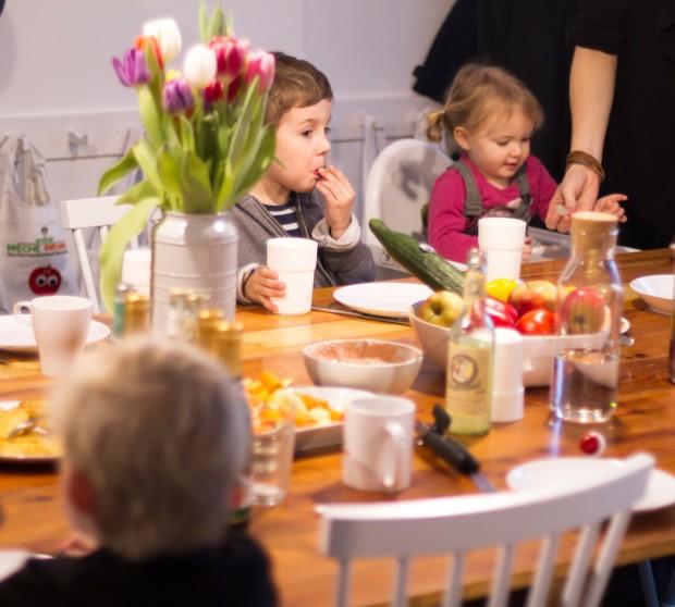 Essen Machen: Kinder Kochen | HIMBEER Magazin