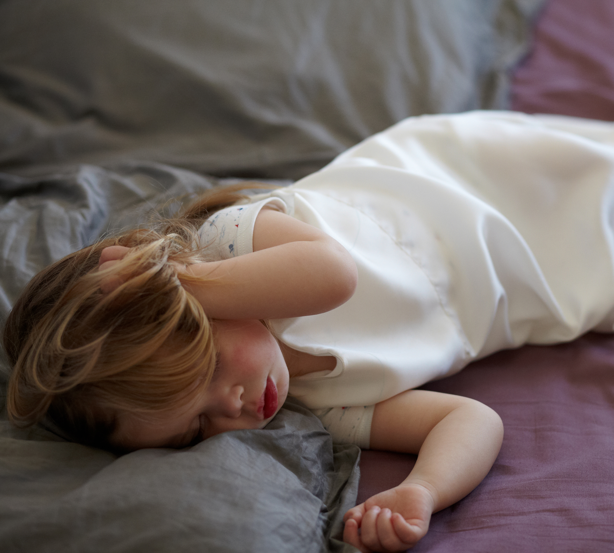 Seidenschlafsack für Kinder | HIMBEER Magazin