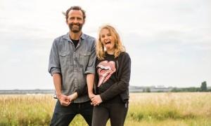 Neue Väter – Was sie mit ihren Kindern verbindet: Eike mit Rosa | HIMBEER Magazin