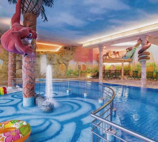 Hotel Baer_Kinderschwimmbad