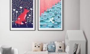 Weihnachtliche Geschenkideen von Posterlounge | BERLIN MIT KIND