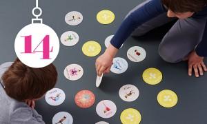 MÜNCHEN | Adventskalender: Kinder-Yoga-Spiel von YOGALINOS | HIMBEER