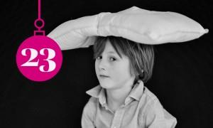 Adventskalender: Kinderkopfkissen von COCO-MAT | HIMBEER
