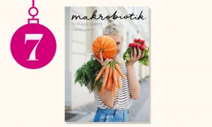 Adventskalender: Makrobiotik-Kochbuch von Madhavi Guemoes | HIMBEER