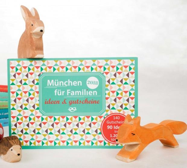 MÜNCHEN   Adventskalender: Gutscheinbücher von City Kids Verlag   HIMBEER