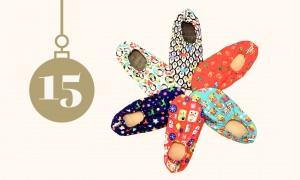 Adventskalender: Schuhe von slipstop | HIMBEER