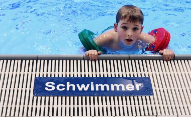 Schwimmkurs-Header