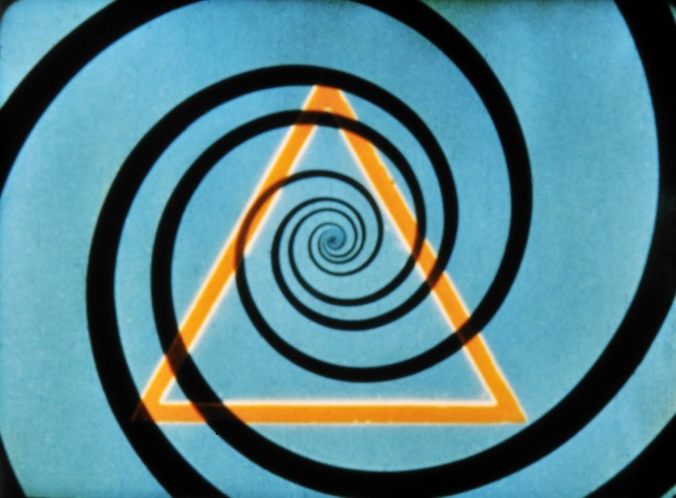Dreieck und Spirale im Film Escape | BERLIN MIT KIND