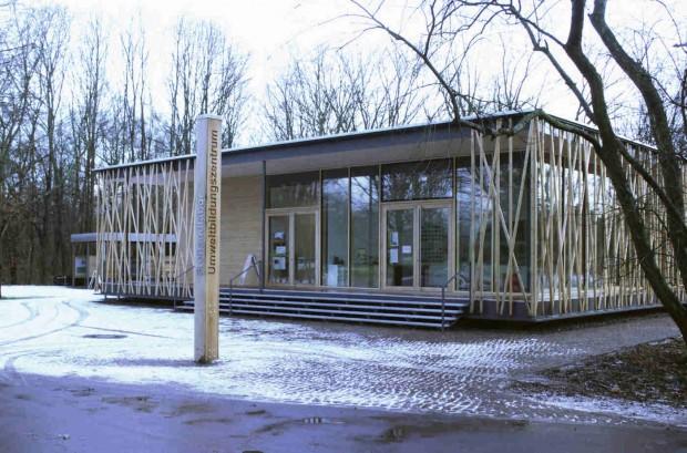 Das neue Umweltzentrum des Freilandlabors Britz   BERLIN MIT KIND