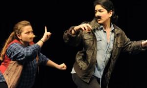 Kinder schlüpfen in Theaterrollen beim TUSCH-Festival | BERLIN MIT KIND