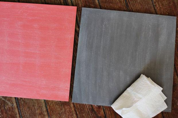 kreidetafel selber machen himbeer magazin. Black Bedroom Furniture Sets. Home Design Ideas