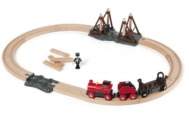 himbeer gewinnspiel brio eisenbahn mit dynamit tunnel. Black Bedroom Furniture Sets. Home Design Ideas