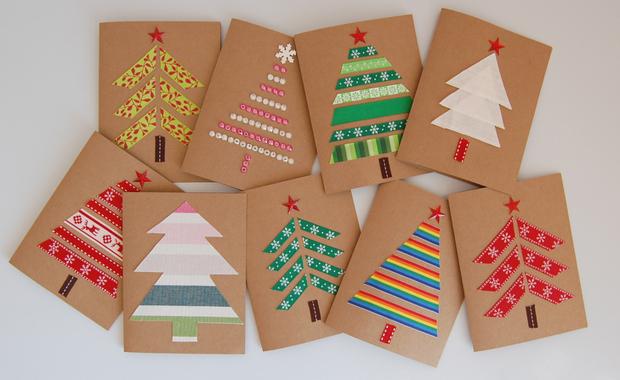 Weihnachtskarten Selbst Basteln Weihnachstkarten Selbst Gestalten